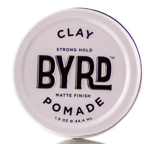 Byrd Strong Hold Matte Pomade