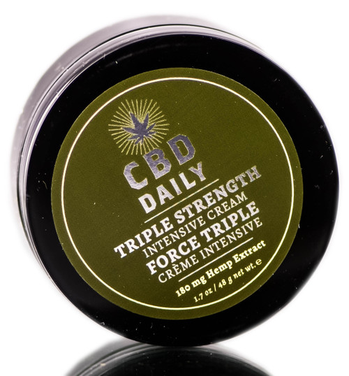 CBD Daily Triple Strength
