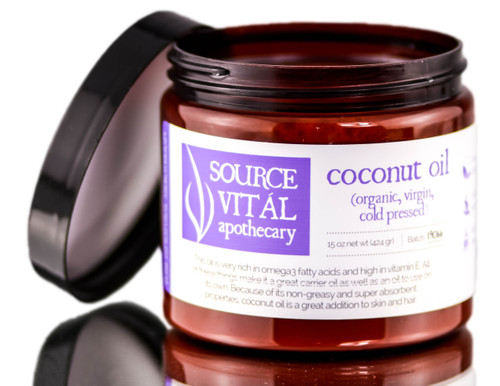 Source Vital Apothecary Coconut Oil