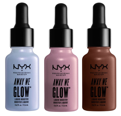 NYX Away We Glow Liquid Booster