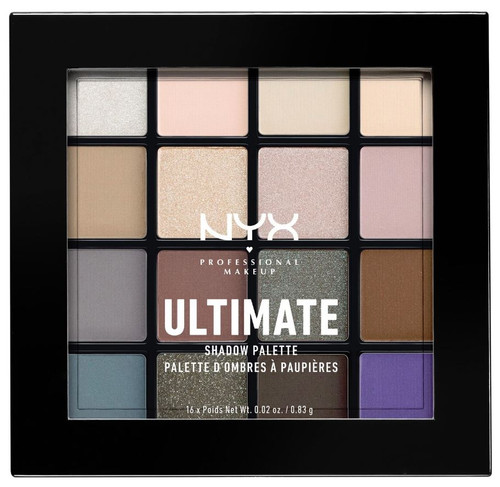 NYX Ultimate Cool Neutrals Shadow Palette