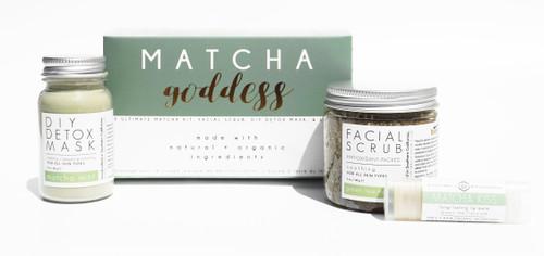 Honey Belle The Ultimate Matcha Goddess Kit