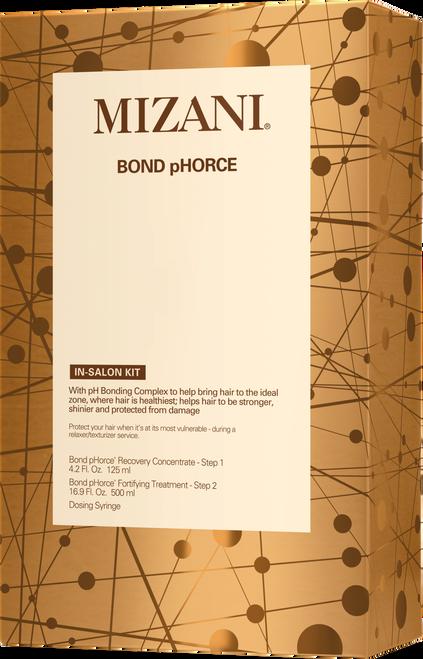 Mizani Bond pHorce In-Salon Kit