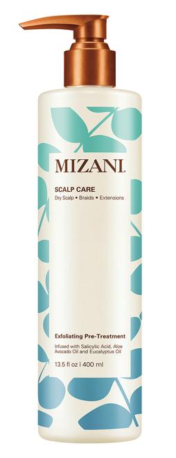 Mizani Scalp Care Pre-Treatment Exfoliating Shampoo