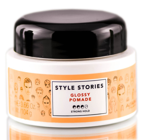 Alfaparf Style Stories Glossy Pomade Strong Hold