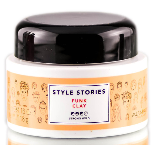 Alfaparf Style Stories Funk Clay Strong Hold