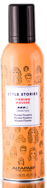 Alfaparf Style Stories Firming Mousse Strong Hold