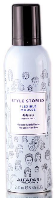 Alfaparf Style Stories Flexible Mousse Medium Hold