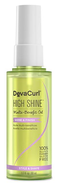DevaCurl High Shine Multi-Benefit Oil