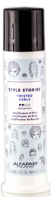 Alfaparf Style Stories Twisted Curls Medium Hold