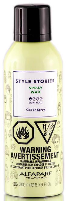 Alfaparf Style Stories Spray Wax Light Hold