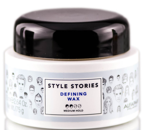 Alfaparf Style Stories Defining Wax Medium Hold