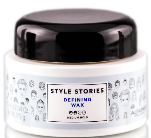 Alfaparf Style Stories Defining Wax Medium Hold