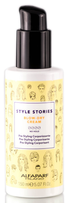 Alfaparf Style Stories Blow Dry Cream No Hold