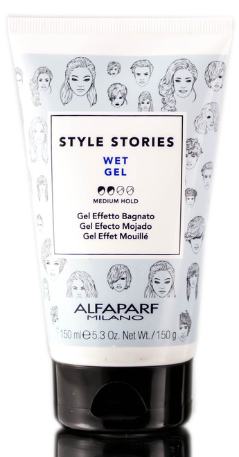 Alfaparf Style Stories Wet Gel Medium Hold