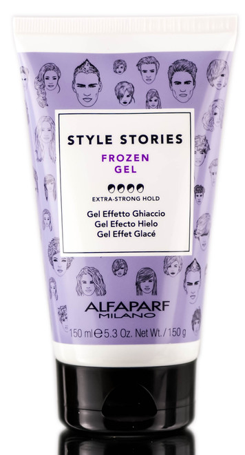 Alfaparf Style Stories Frozen Gel Extra Strong Hold