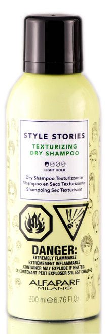 Alfaparf Style Stories Texturizing Dry Shampoo Light Hold