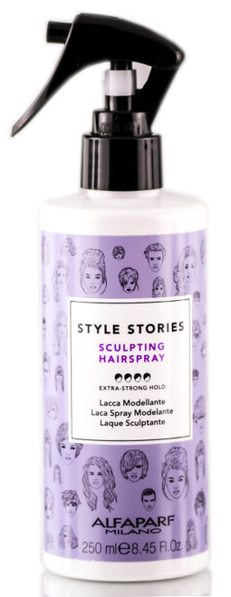 Alfaparf Style Stories Sculpting Hairspray Extra Strong Hold