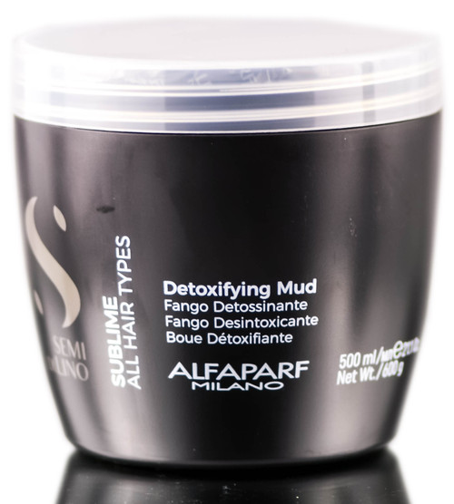 Alfaparf Semi Di Lino Detoxifying Mud