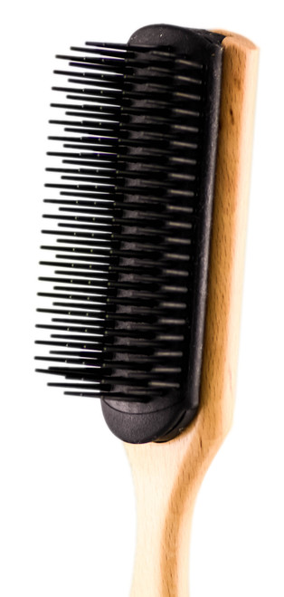 Denman Luxury Wooden Brush