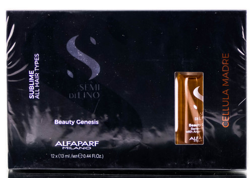 Alfaparf Semi Di Lino Sublime Cellula Madre Beauty Genesis