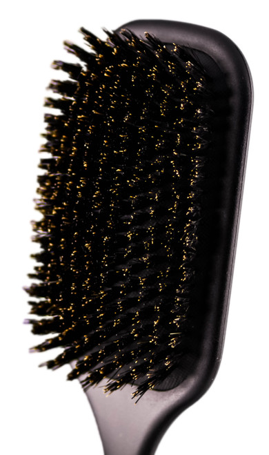 Denman Natural Boar Bristle Paddle Brush