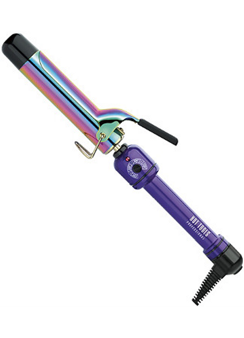 Hot Tools Pro Rainbow Gold Curling Iron
