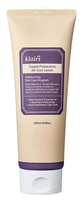 Dear, Klairs Supple Preparation All-Over Lotion