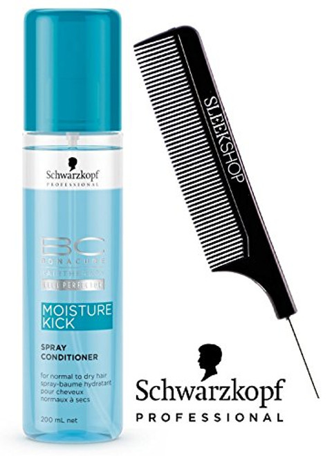 Schwarzkopf BC BONACURE Moisture Kick SPRAY CONDITIONER for NORMAL TO DRY HAIR