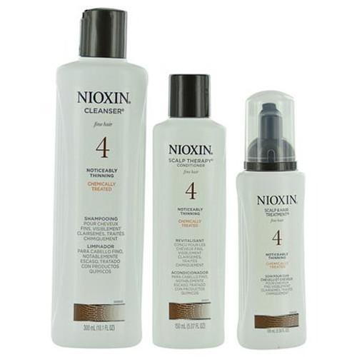 Nioxin System 4 Thinning Hair Kit
