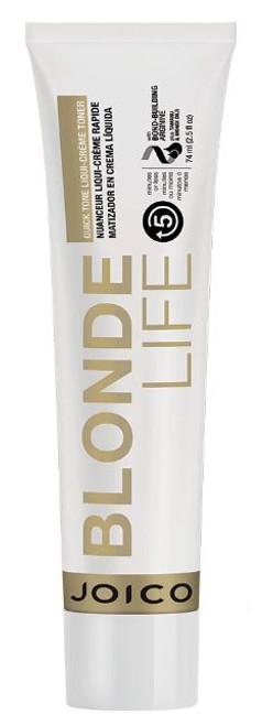 Joico Blonde Life Quick Tone Liqui-Creme Toner