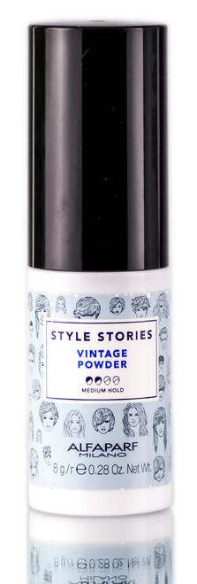 Alfaparf Style Stories Vintage Powder