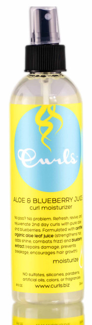 Curls Aloe & Blueberry Juice Curl Moisturizer