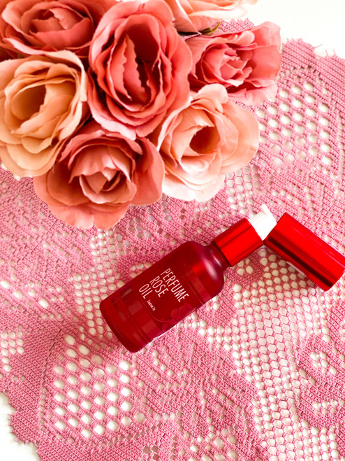 Chihtsai Perfume Rose Oil Leave-in