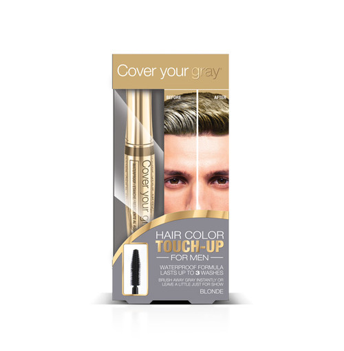 Cover Your Gray Hair Color Touch-Up For Men