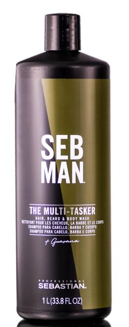 Seb Man The Multi-Tasker (Hair, Beard, Body Wash) by Sebastian