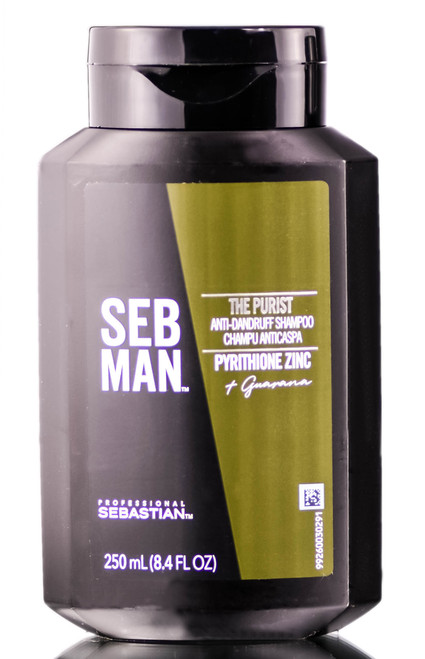 Seb Man The Purist Anti-Dandruff Shampoo by Sebastian