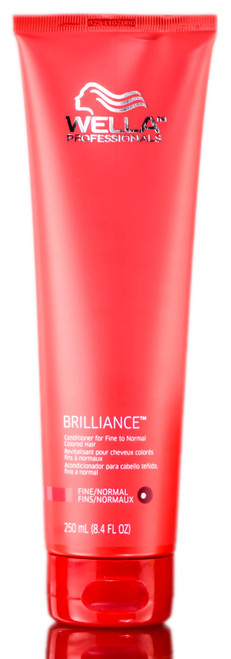 Wella Original Brilliance Vibrant Color Conditioner - NORMAL/FINE