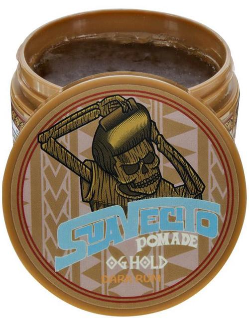Suavecito Pomade Original Hold Summer Dark Rum