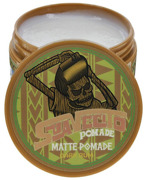 Suavecito Matte Pomade Summer Dark Rum