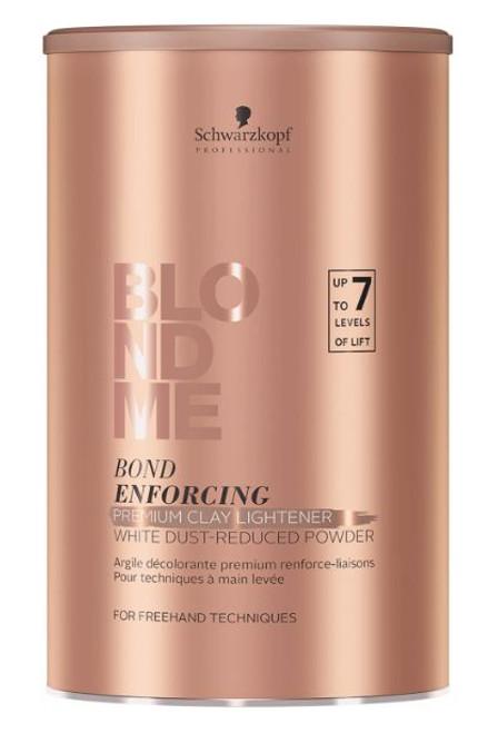 Schwarzkopf BlondMe Bond Enforcing Premium Clay Lightener