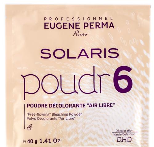 Eugene Perma Solaris Poudr 6 Free Flowing Bleaching Powder