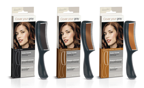 Cover Your Gray Color Comb