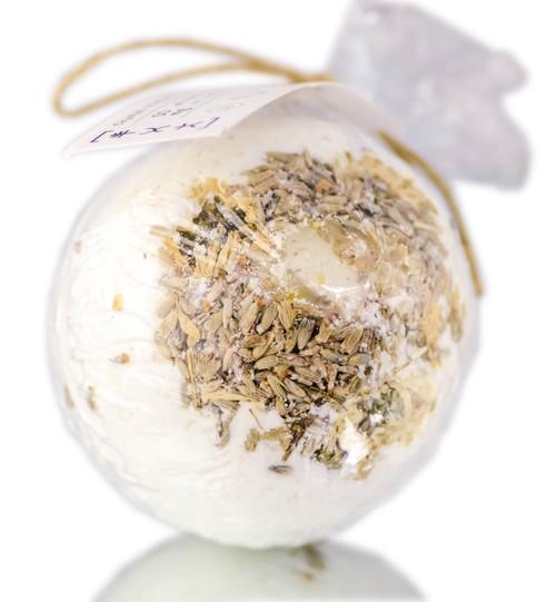 Life Flower Crystal Vision Bath Bomb