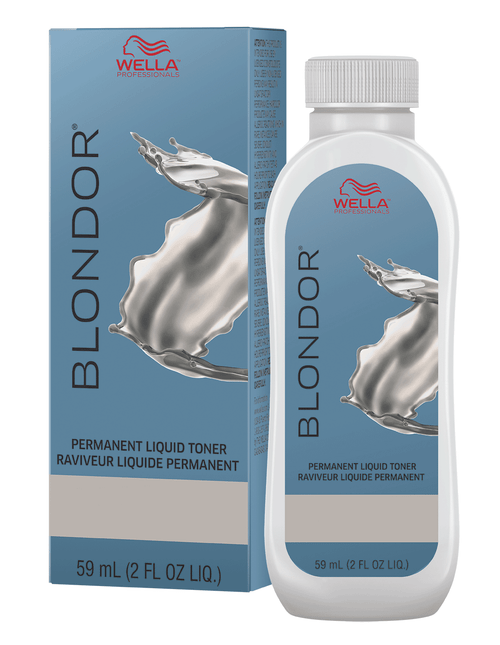Wella Pro Blondor Permanent Liquid Toner