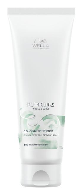 Wella Nutricurls Cleansing Conditioner