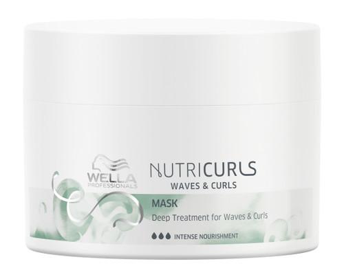 Wella Nutricurls Mask Deep Treatment for Waves & Curls