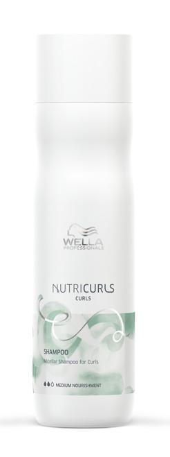 Wella Nutricurls for Curls Micellar Shampoo