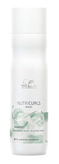 Wella Nutricurls for Waves Shampoo