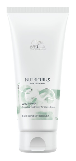 Wella Nutricurls Detangling Conditioner